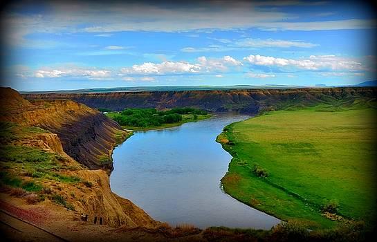 Leah Grunzke - Missouri River