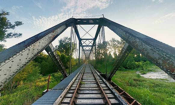 Missouri side of track's by Dustin Soph