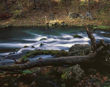 Missouri Stream by Rod Shelley