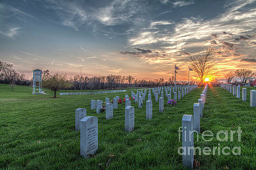 Larry Braun - Missouri Veterns Cemetery