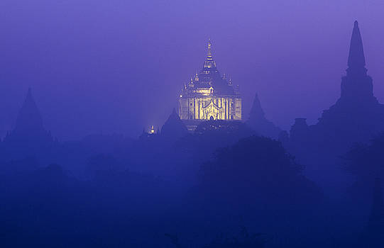 Mist of Bagan by Kamala Saraswathi