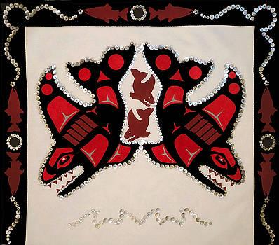 MistamekwakII  - Whales - Northern Cree by Chholing Taha