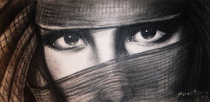 Mistic eyes by Anastasis  Anastasi