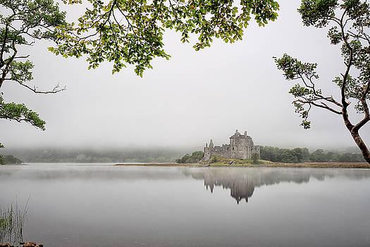 Misty Castle by Grant Glendinning
