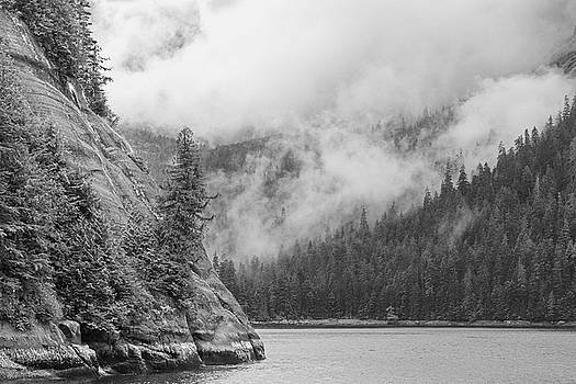 Misty Fjord by Peter J Sucy