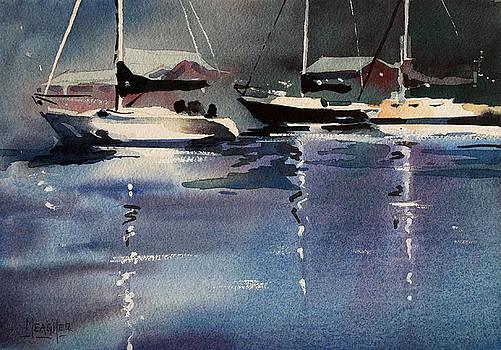 Misty Harbor by Spencer Meagher