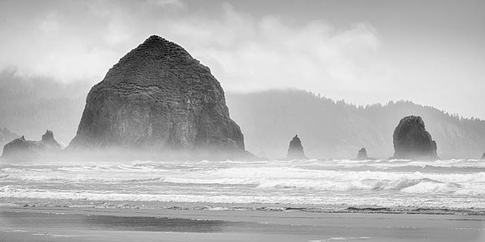 Misty Haystack by Chris McKenna
