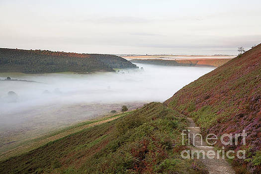 Misty Hole of Horcum by Gavin Dronfield