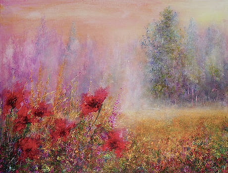 Misty Memories by Ann Marie Bone