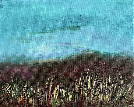 Donna Blackhall - Misty Moors