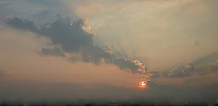 Richard De Wolfe - Misty Morning Promise