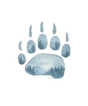 Misty Mountain Hop by Monica Burnette