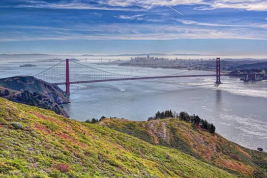Susan Rissi Tregoning - Misty San Francisco