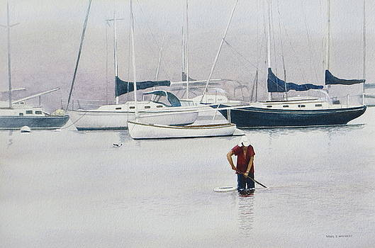 Misty Scalloper by Karol Wyckoff