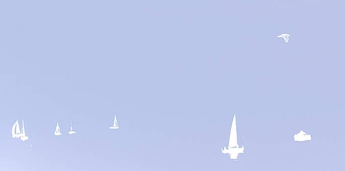 Misty Sea 2 by Darren Kearney