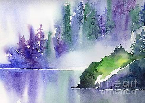 Misty Summer by Yolanda Koh