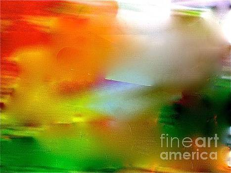 Misty Waters by Patricia Schneider Mitchell