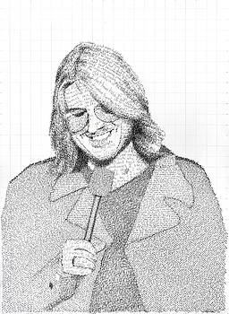 Mitch Hedberg in his own Jokes by Phil Vance