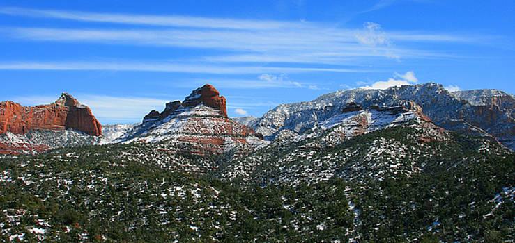 Mitten Ridge by Gary Kaylor