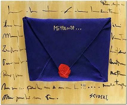 Mittente by Elio Scuderi