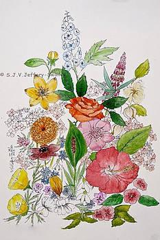 Mixed Floral. by SJV Jeffery-Swailes