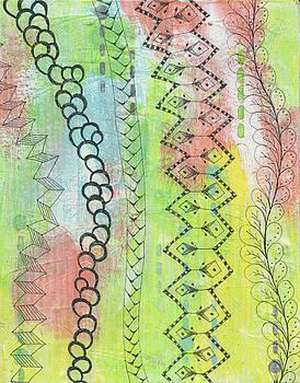 Bev Donohoe - Mixed Tangle 2