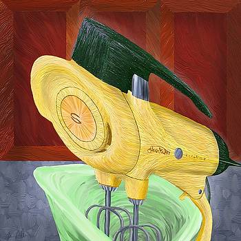 Mixer by Jamison Smith
