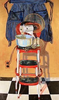 Mixer Maesta by Jennie Traill Schaeffer