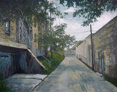 MKE alley 2 by Dale Knaak
