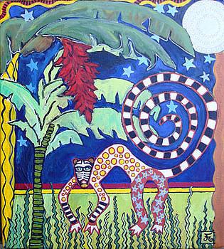 Mo-Key the Monkey by Farin MEMA Greer