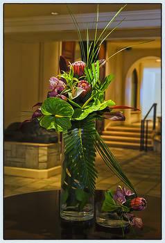 Moana Surfrider Tropical Elegance by Linda Tiepelman