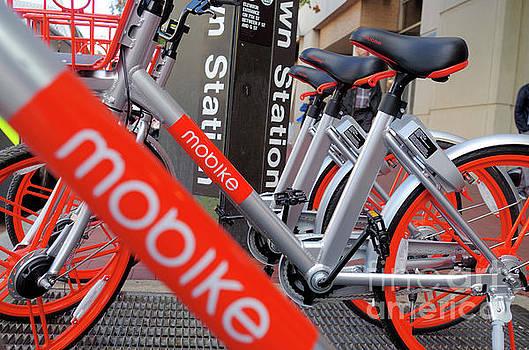 Mobike Washington D C by John S