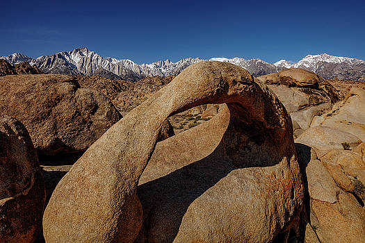 Mike Penney - Mobius Arch in Lone Pine