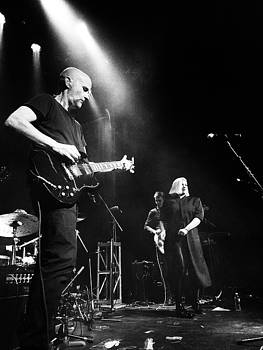 Moby at Rough Trade by Mary Capriole