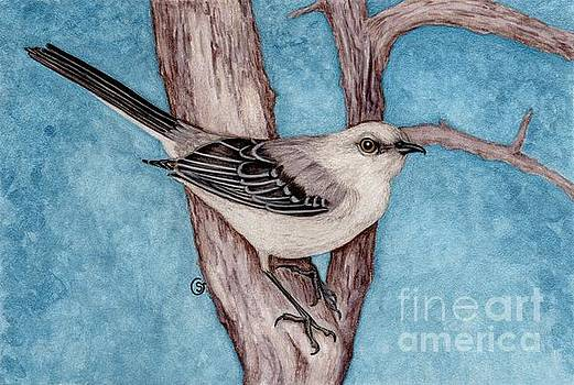 Mockingbird Wants to Sing You a Song by Sherry Goeben