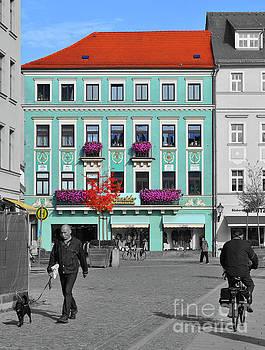 Jost Houk - Modehaus I.G. Schneider