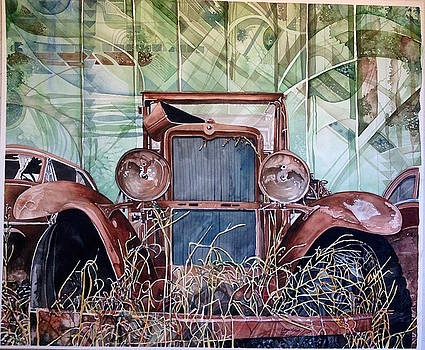 Model A by Lance Wurst