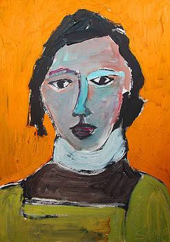 Model for Matisse by Joe Scoppa
