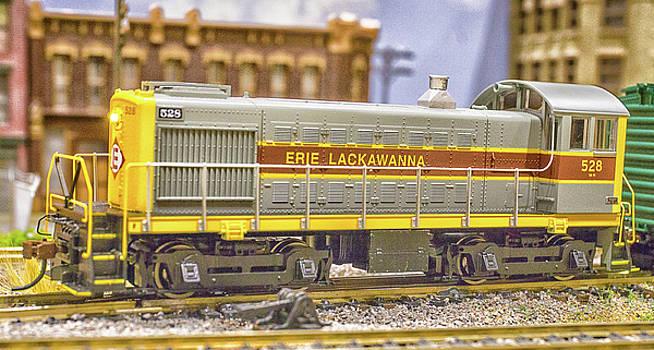 Model Train by Dennis Dugan