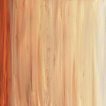Sharon Cummings - Modern Art - The Power Of One Panel 2 - Sharon Cummings
