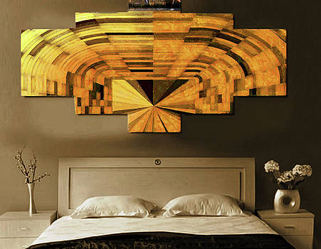 Modern Bedroom 103 by Mario Carini