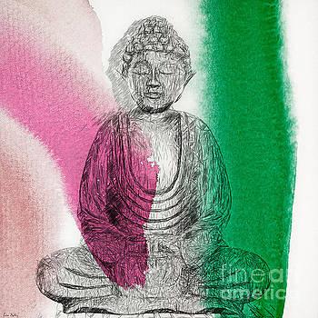 Modern Buddha by Lita Kelley