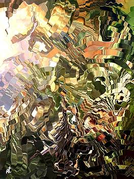 Modern composition 28 by Rafi Talby