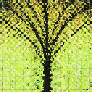 Sharon Cummings - Modern Landscape Art - Pieces 10 - Sharon Cummings