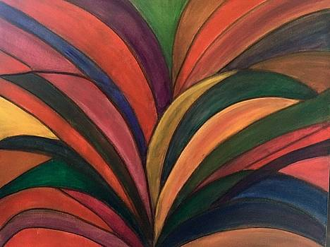 Colours of joy by Rabiah Hasan