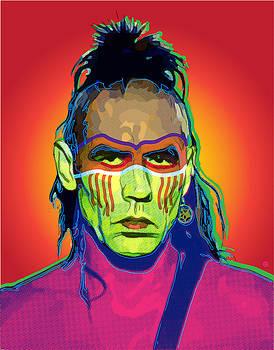 Mohawk by Gary Grayson