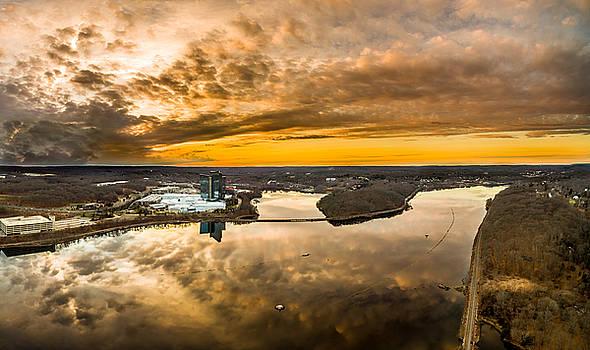 Mohegan Sun Sunset by Petr Hejl