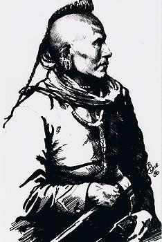 Barbara Keith - Mohican Man