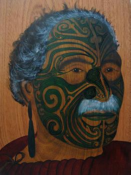 Moku II by Carolyn Judge