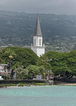 Susan Rissi Tregoning - Mokuaikaua Church Steeple